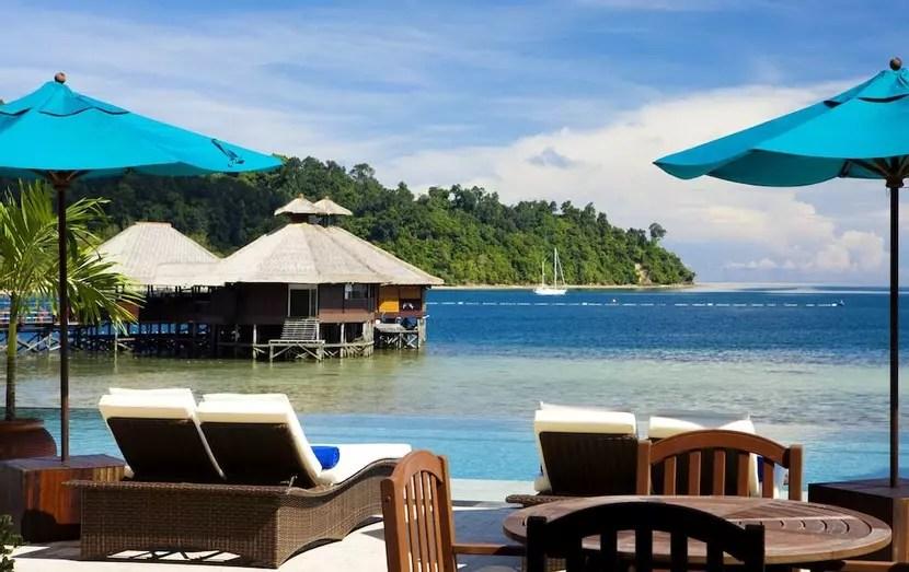 Gayana Marine Resort. Pulau Gaya - logitravel
