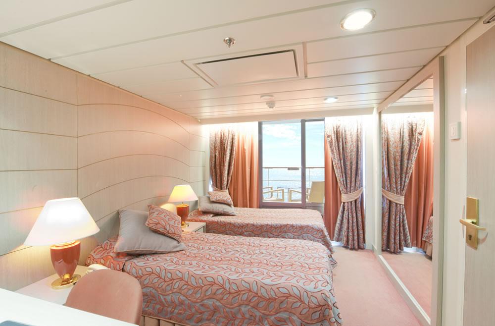 Categorie e cabine della nave MSC Opera MSC Crociere