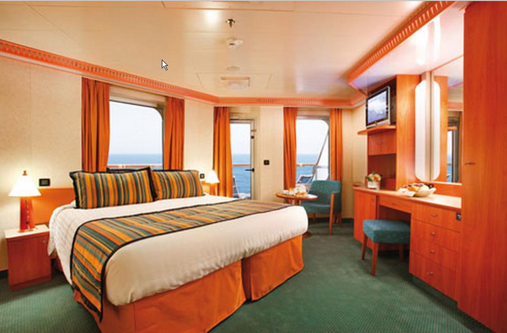 Categorie e cabine della nave Costa Diadema Costa
