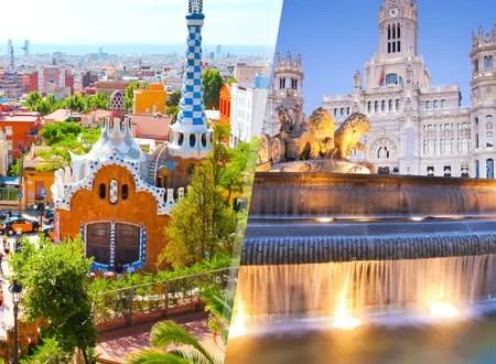 Tour Spagna da  379 I migliori tour al miglior prezzo con Logitravel