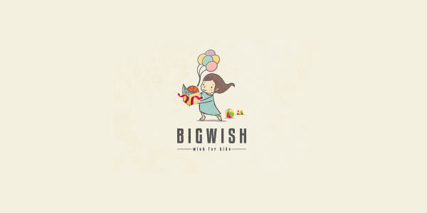 25 Kids And Childcare Logo Design Examples For Inspiration