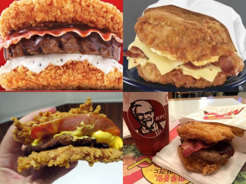 Fast Food Restaurants Around World