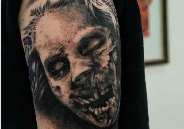 shocking imaginative zombie