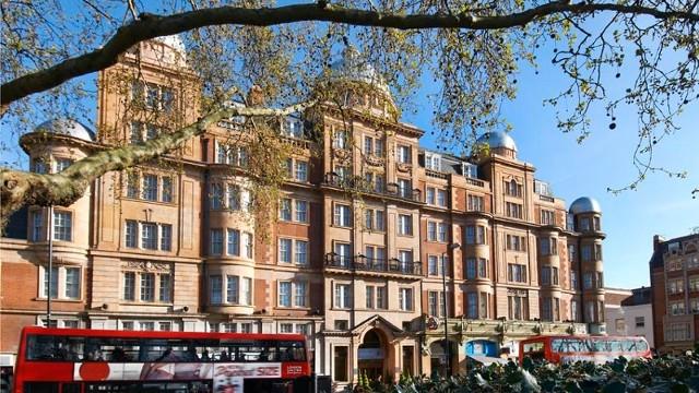 Hilton London Hyde Park  Htel  visitlondoncom