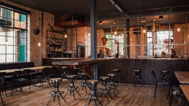 East London Liquor Company  Cocktail Bar  visitlondoncom