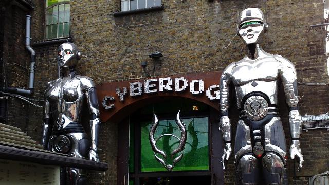 Cyberdog  Fashion Shop  visitlondoncom