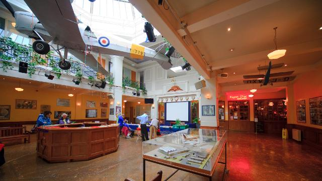 Croydon Airport Visitors Centre  Museum  visitlondoncom