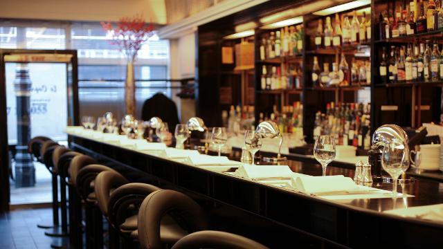 The Ivy  Modern European Restaurant  visitlondoncom