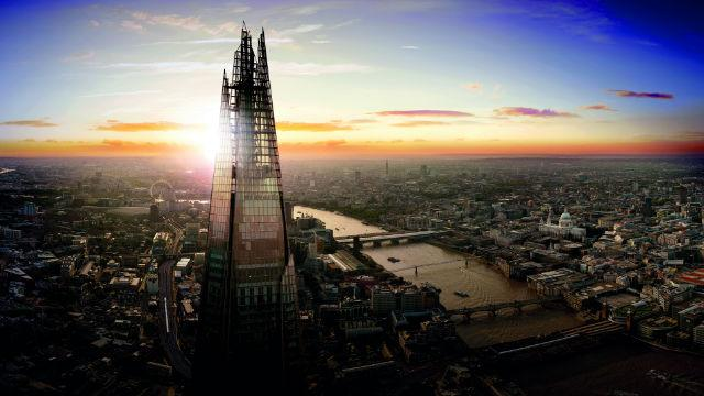 The View from The Shard  visitlondoncom