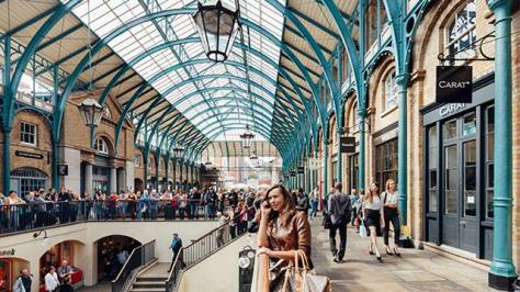 Shopping in London: survival guide