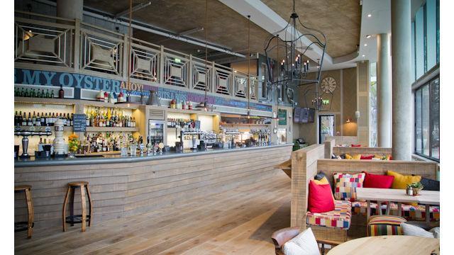The Oyster Shed  Restaurant  visitlondoncom