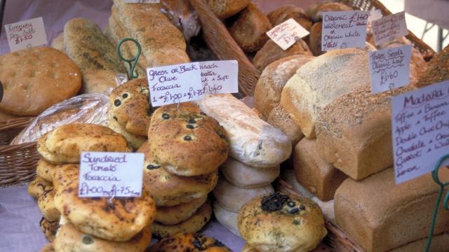Fresh Market Zucchini Bread
