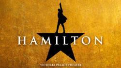 Hamilton au Victoria Palace Theatre - Comédie musicale