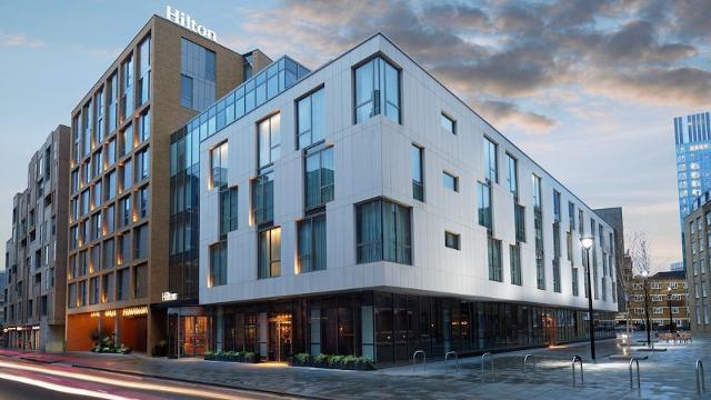 Hilton London Bankside  Hotel  visitlondoncom