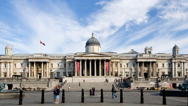 National Gallery - Galería - visitlondon.com