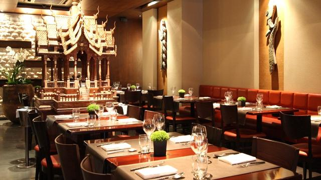 Patara Thai Restaurant Soho  Thai Restaurant