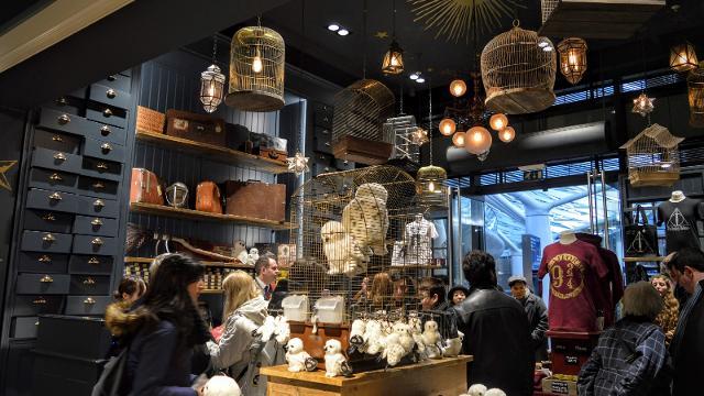 The Harry Potter Shop at Platform 9  Ropa infantil y