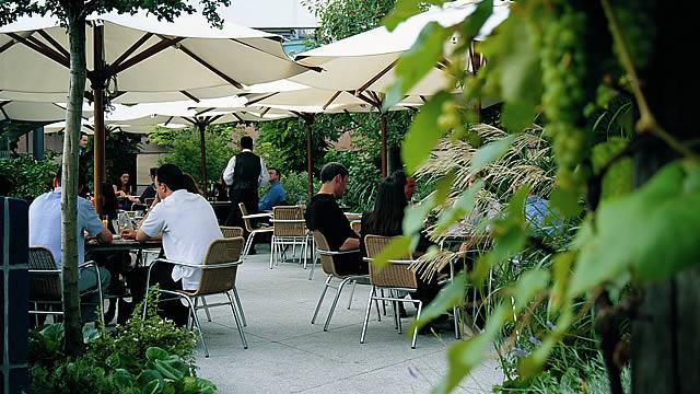 Best alfresco dining in London  Restaurant  visitlondoncom