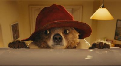 Ben Whishaw voices the eponymous bear in Paddington