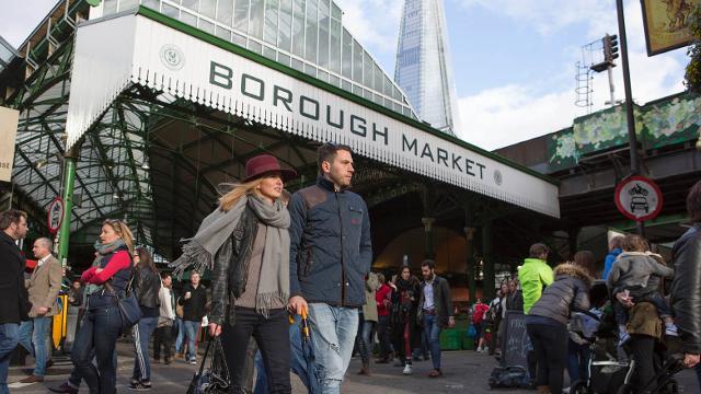 Londons Top Markets Market