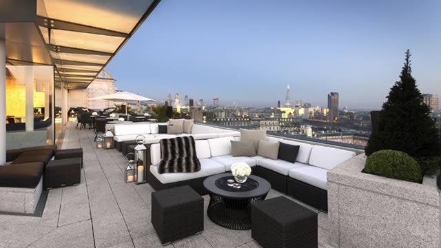 Best rooftop bars in London  Pub  Bar  visitlondoncom