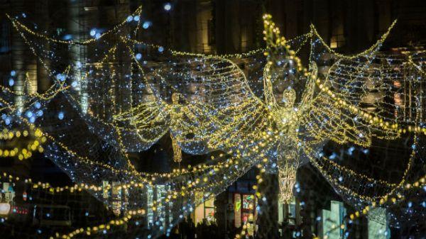 christmas lights london 2019 # 8