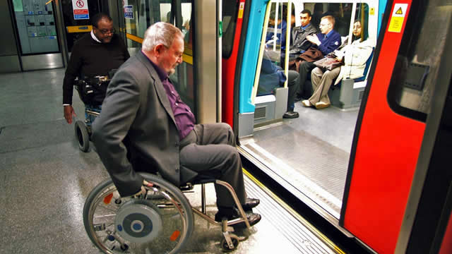 Accessible public transport  Getting Around London