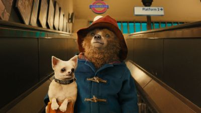 Ben Whishaw brought iconic children's character Paddington to life on the big screen