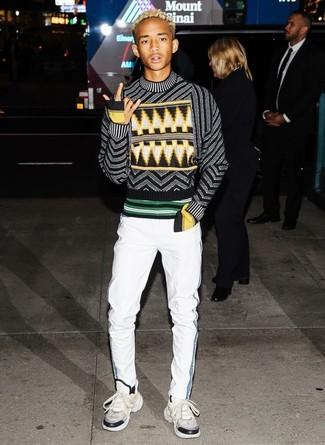 How To Wear Nike Blazers : blazers, Balenciaga, Rubber, Sneakers,, Barneys, Lookastic