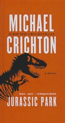 Jurassic Park book by Michael Chrichton