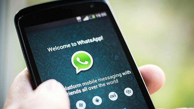whatsapp llamada