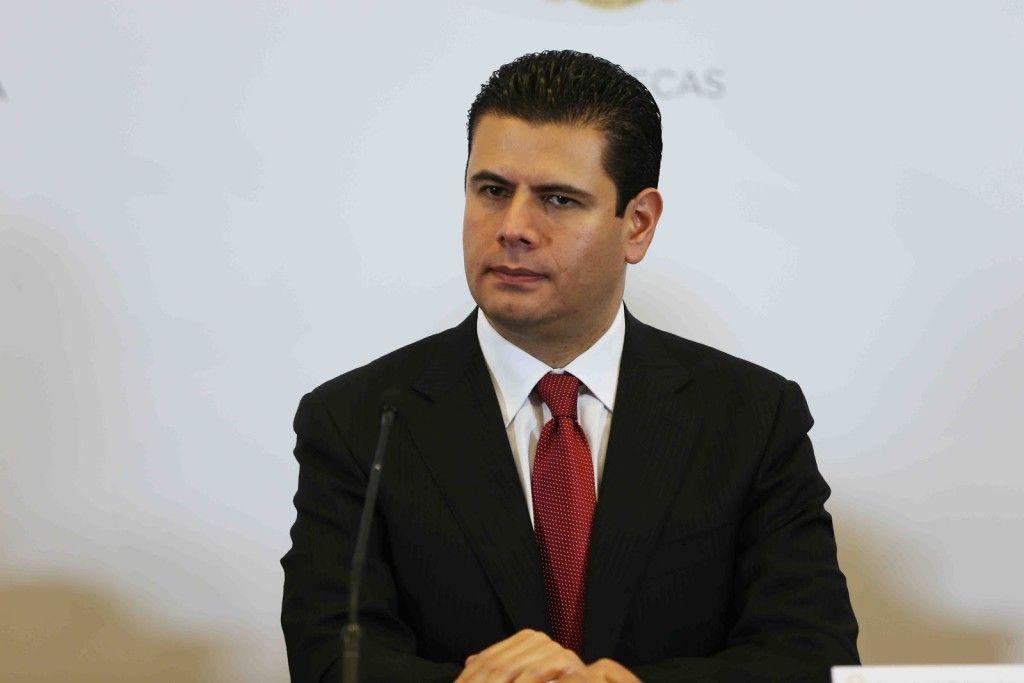 Miguel Alonso Reyes, gobernadoor de Zacatecas