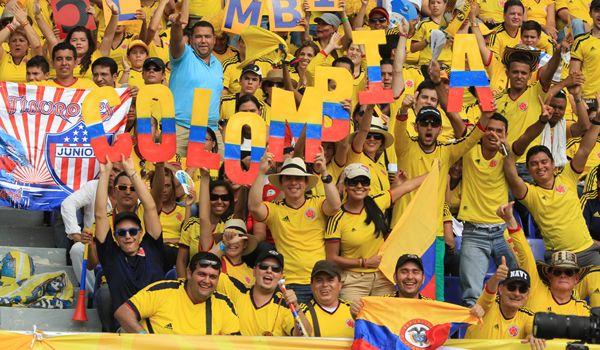 Resultado de imagem para COLOMBIA FRIENDS