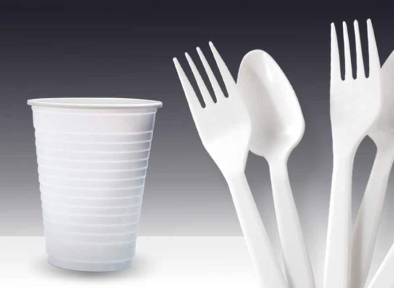 Resultado de imagen de cubiertos y vasos plastico