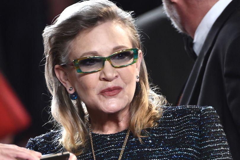 Fallece la actriz Carrie Fisher