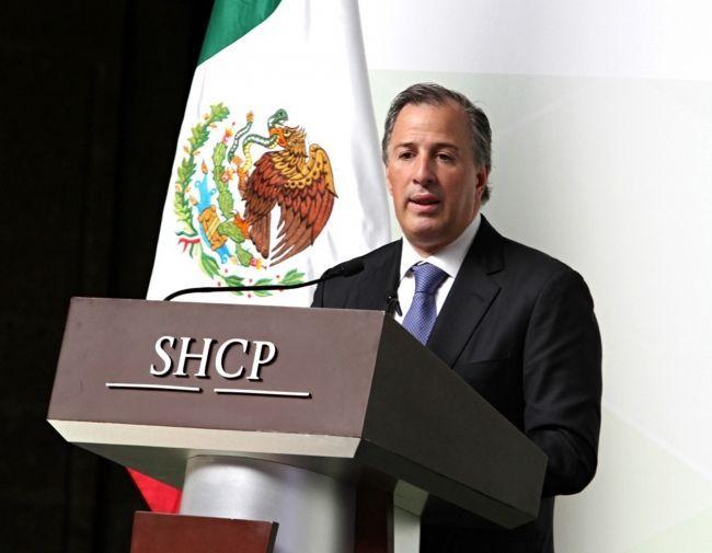 José Antonio Meade, titular de la Secretaría de Hacienda y Crédito Público (SHCP). Foto de Notimex
