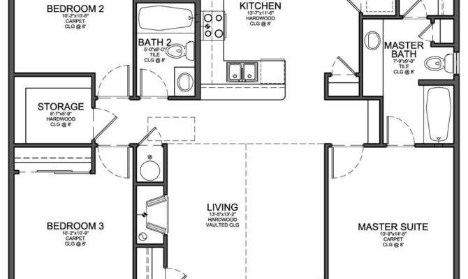 These Magnificent 11 3 Bedroom 3 Bathroom House Plans Will