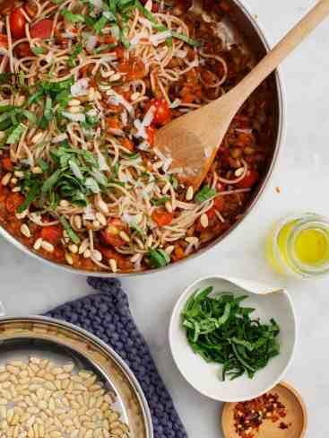 Spaghetti Bolognese Recipe - Love and Lemons