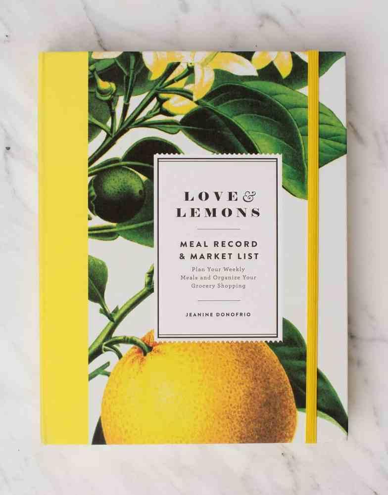 The Love & Lemons meal prep guide