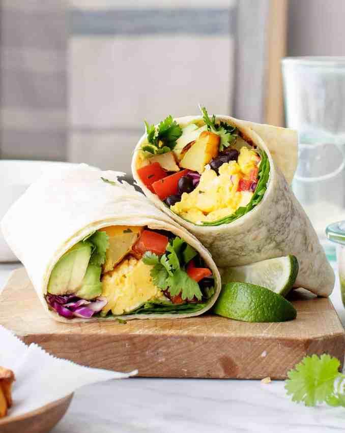 Best Breakfast Burrito Recipe - Love and Lemons