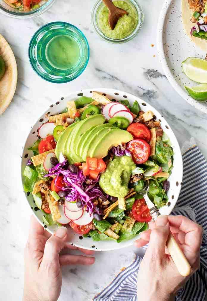 32 Best summer salad recipes