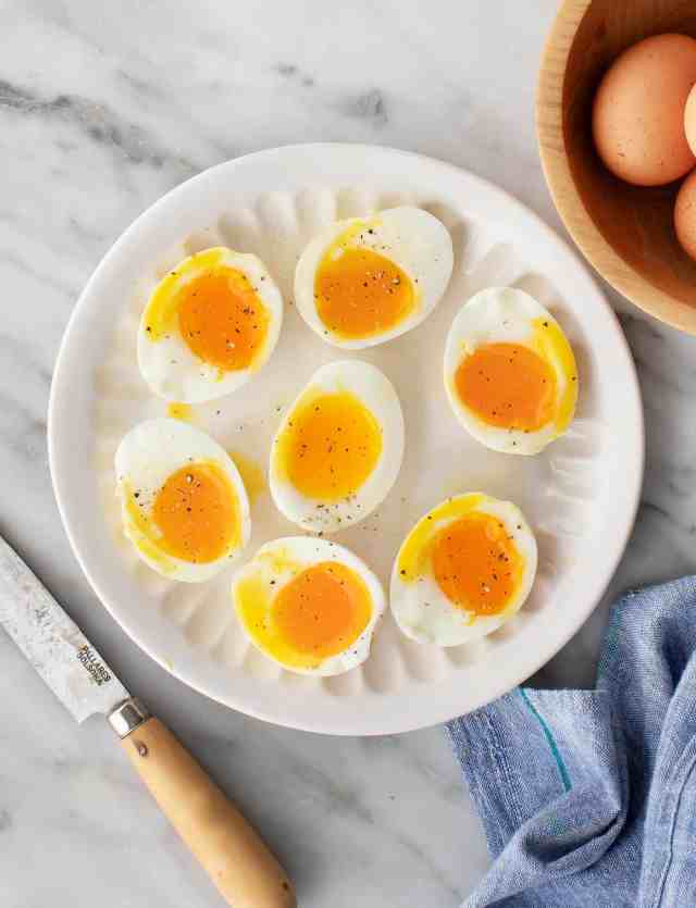 How to Make Soft Boiled Eggs Recipe - Love and Lemons