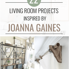 Living Rooms Decorated By Joanna Gaines Room Staircases 22 Gains Inspired Projects Love And Marriage