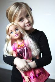 barbie fun christmas - love
