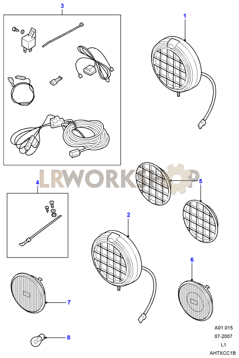defender wiring diagram 1987