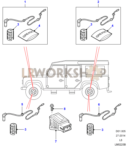 ALL Download Land Rover Defender Abs Wiring Diagram