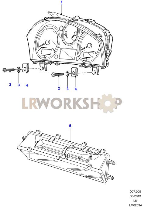 land rover torque specs