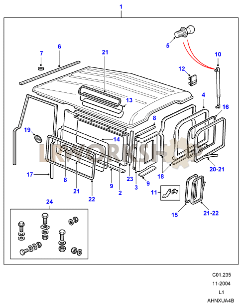 [DIAGRAM] Wiring Diagram Land Rover Defender FULL Version