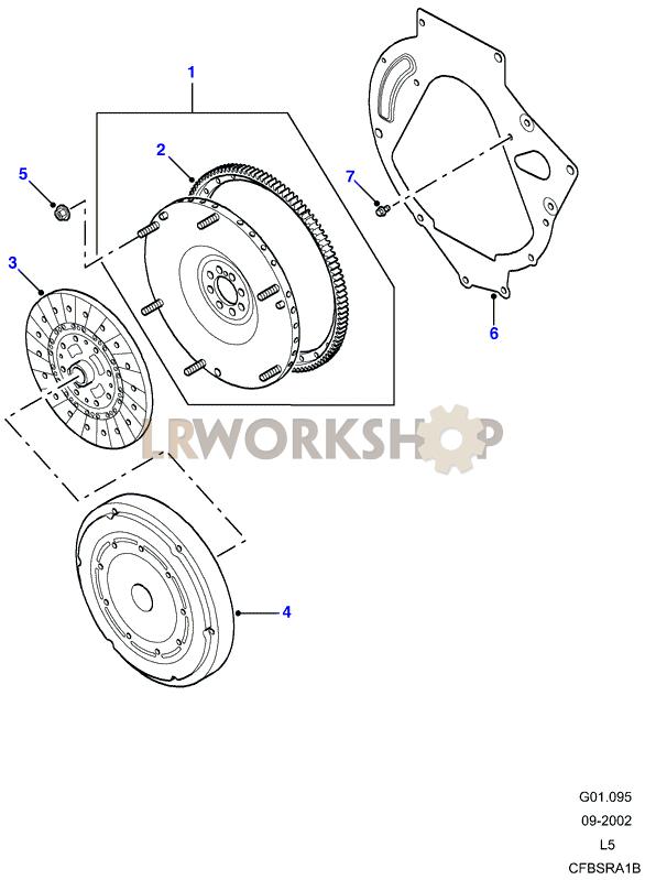 Land rover td5 parts manual