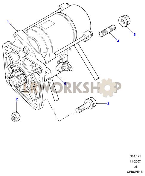 1999 Land Rover Engine Diagram